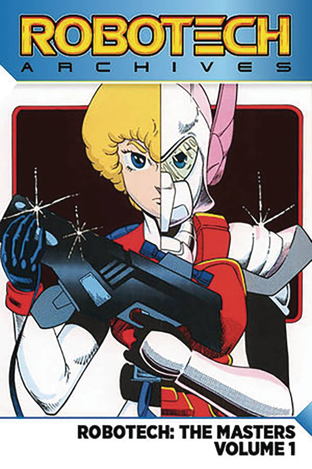 ROBOTECH ARCHIVE TP THE MASTERS (RES)