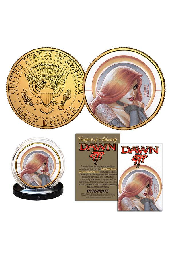 LINSNER COLLECTIBLE GOLD COIN A