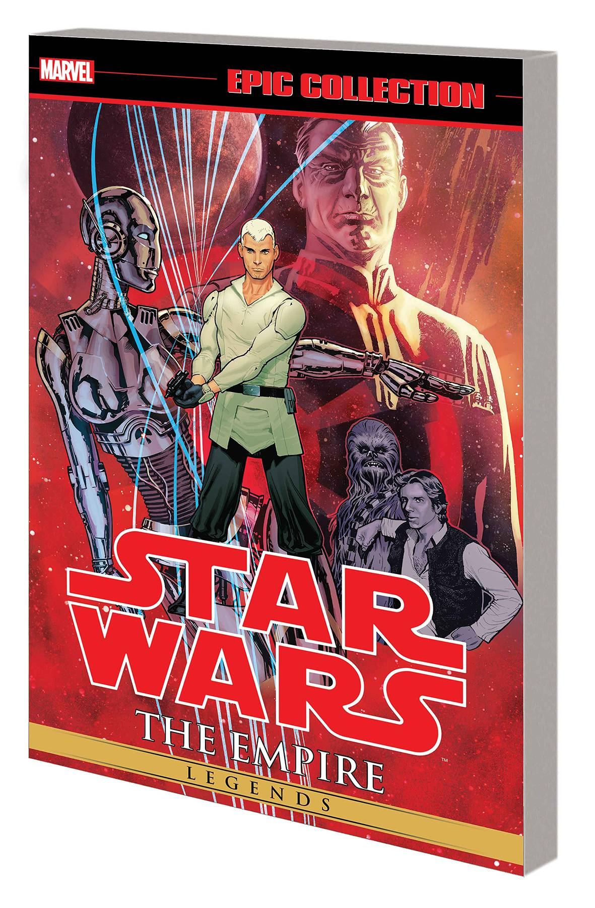 STAR WARS LEGENDS EPIC COLLECTION EMPIRE TP VOL 06