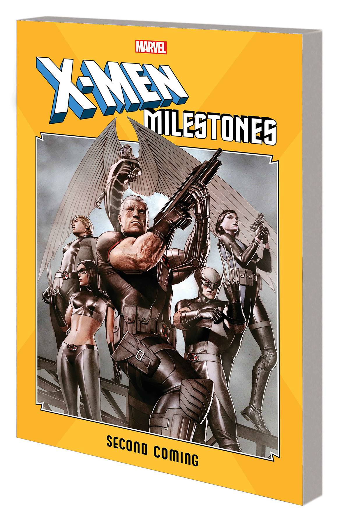 X-MEN MILESTONES TP SECOND COMING