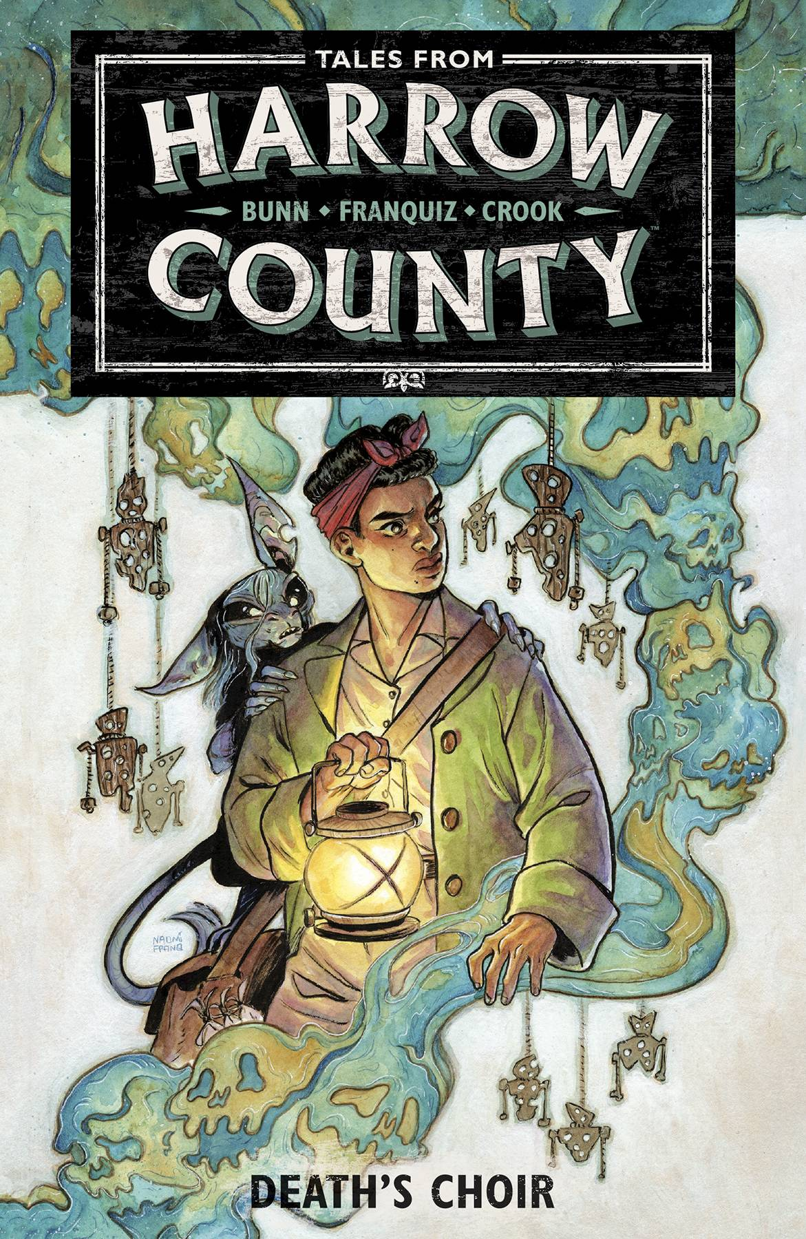 TALES FROM HARROW COUNTY TP (MAR200350)