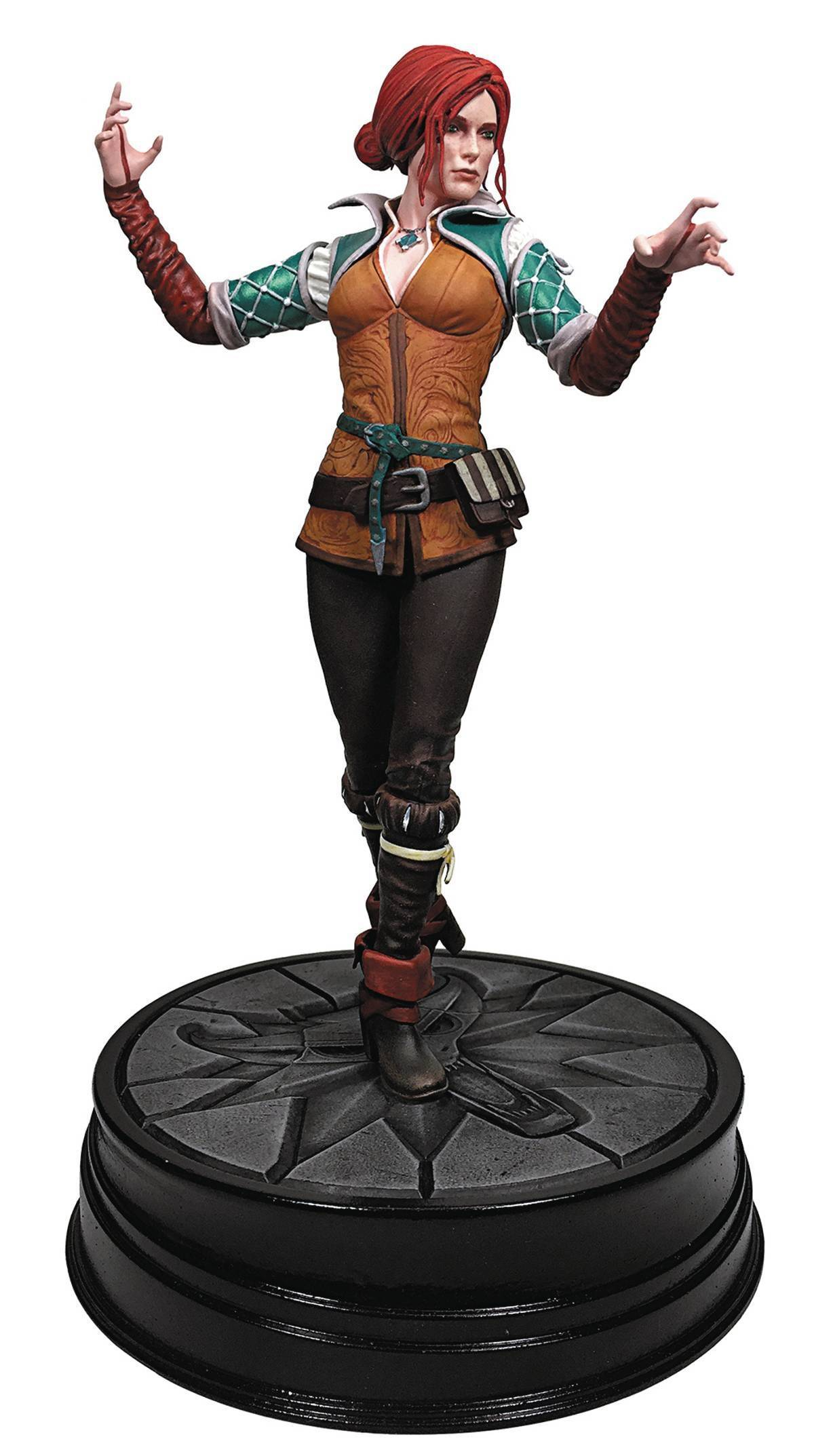 WITCHER 3 WILD HUNT FIGURE TRISS (NEW EDITION)