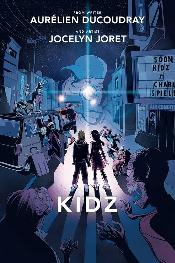KIDZ #6 CVR B MACIOCI SUPER 8 HOMAGE (MR)