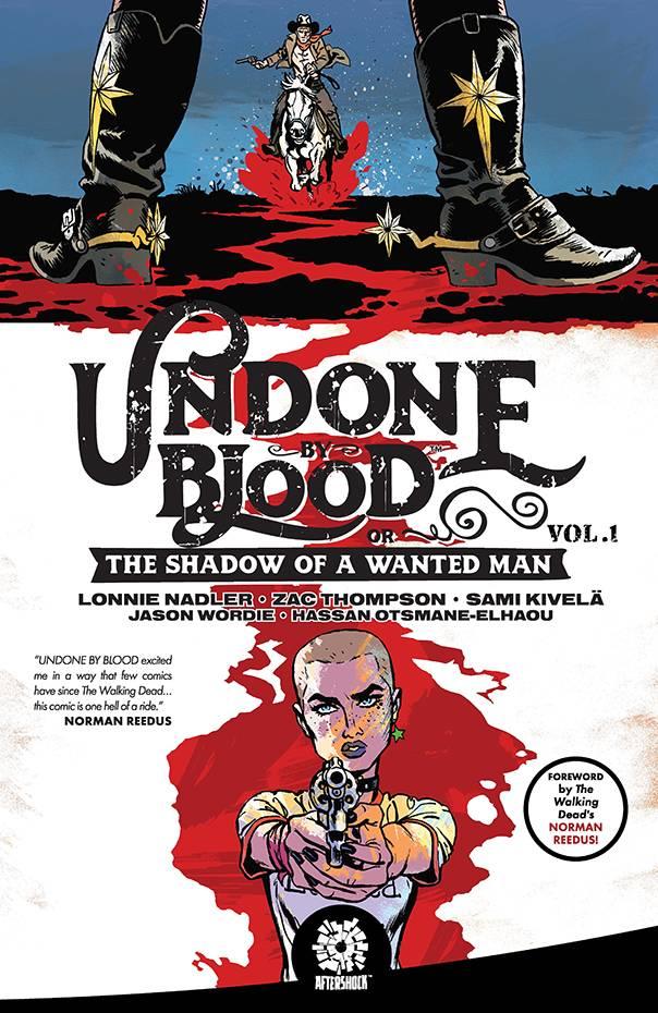 UNDONE BY BLOOD TP