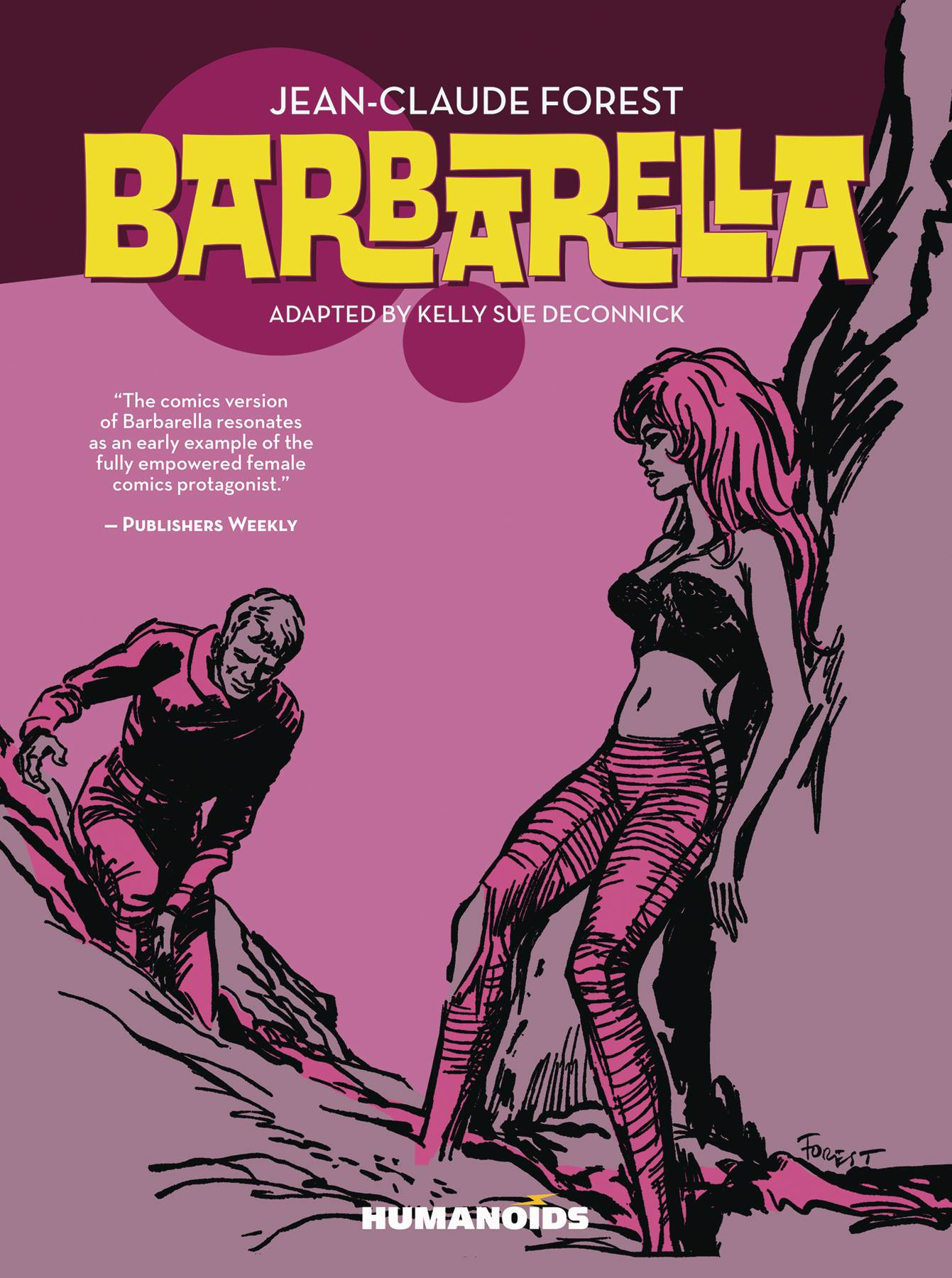 BARBARELLA TP (RES) (MR)