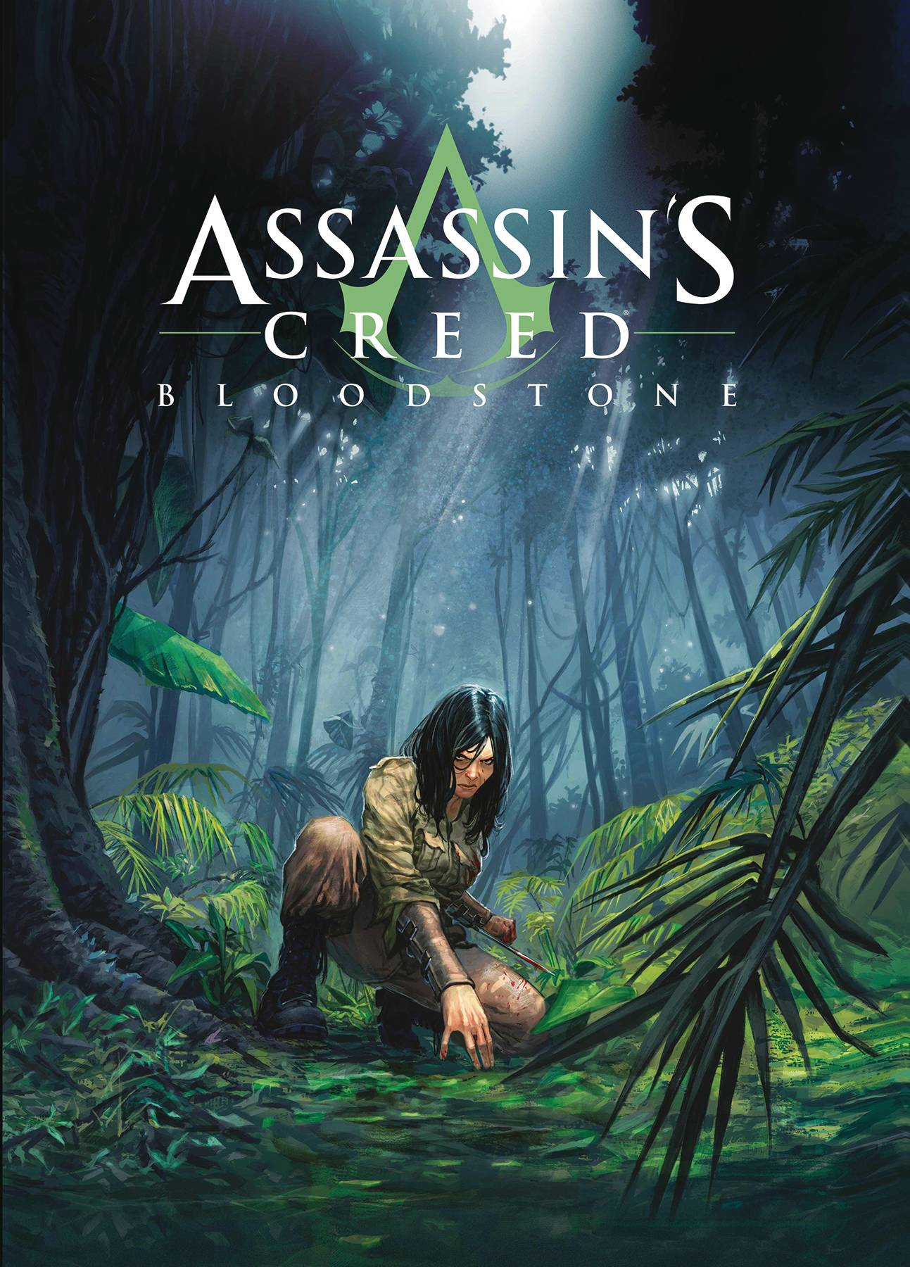 Apr202087 Assassin S Creed Bloodstone Hc Previews World