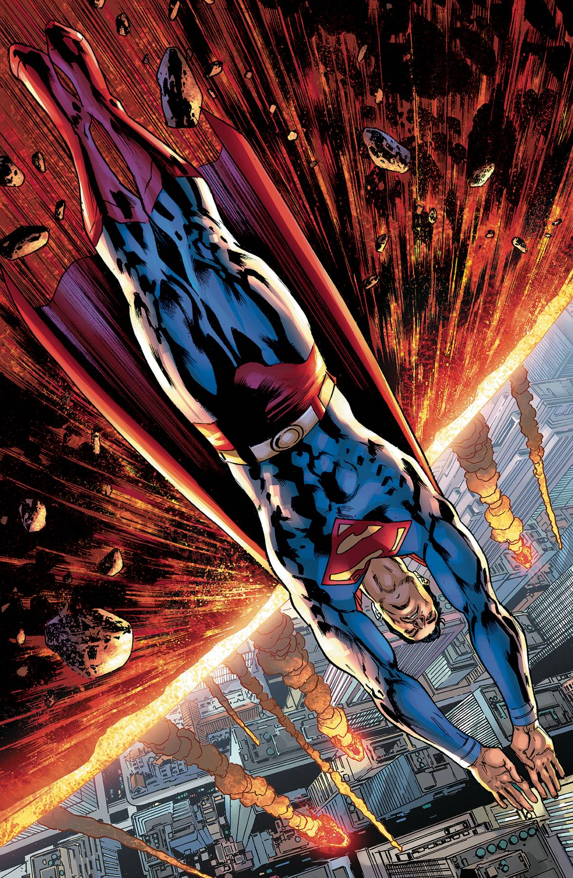 SUPERMAN #24 BRYAN HITCH VAR ED (RES)
