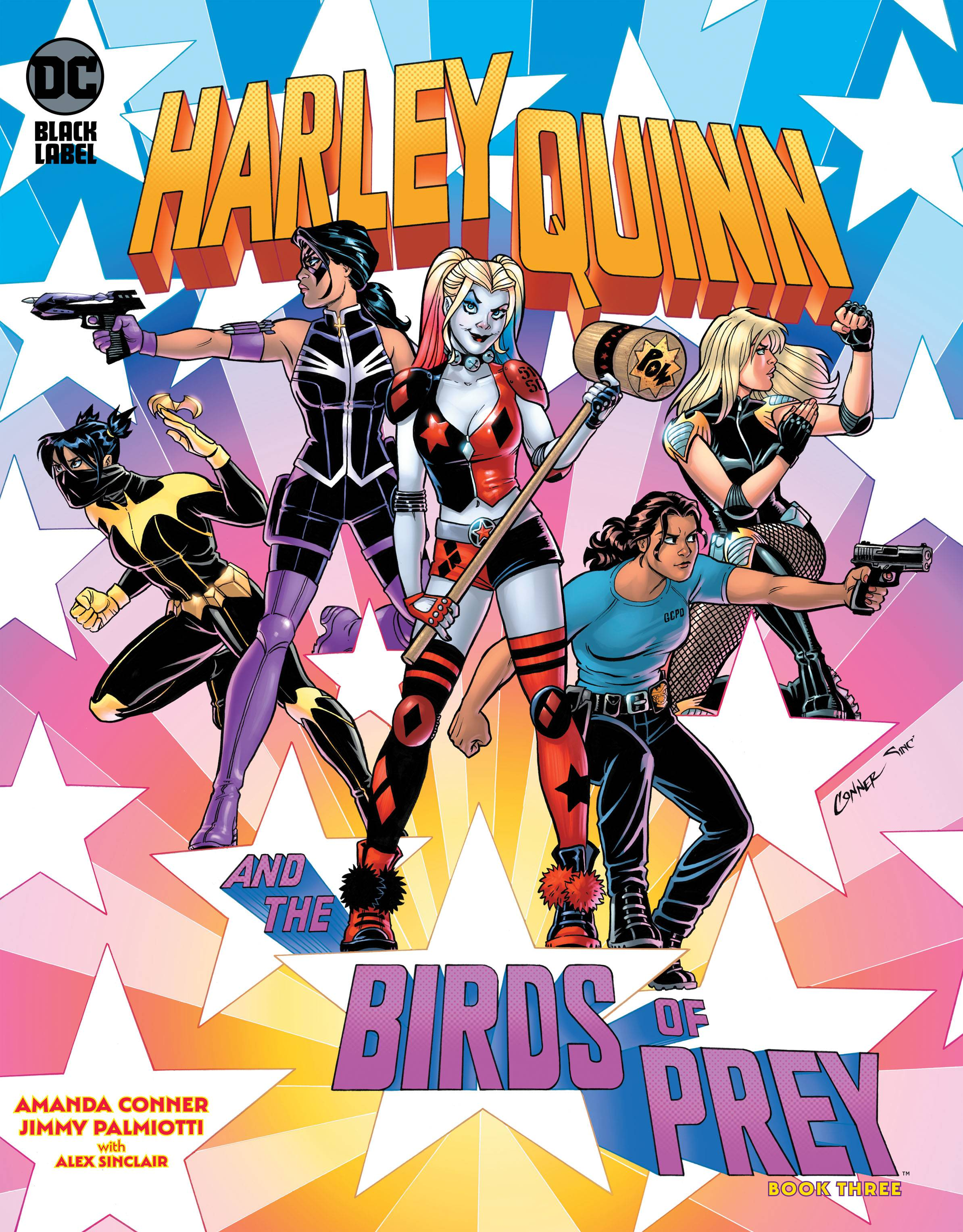 HARLEY QUINN & THE BIRDS OF PREY #3 (OF 4) (RES) (MR)