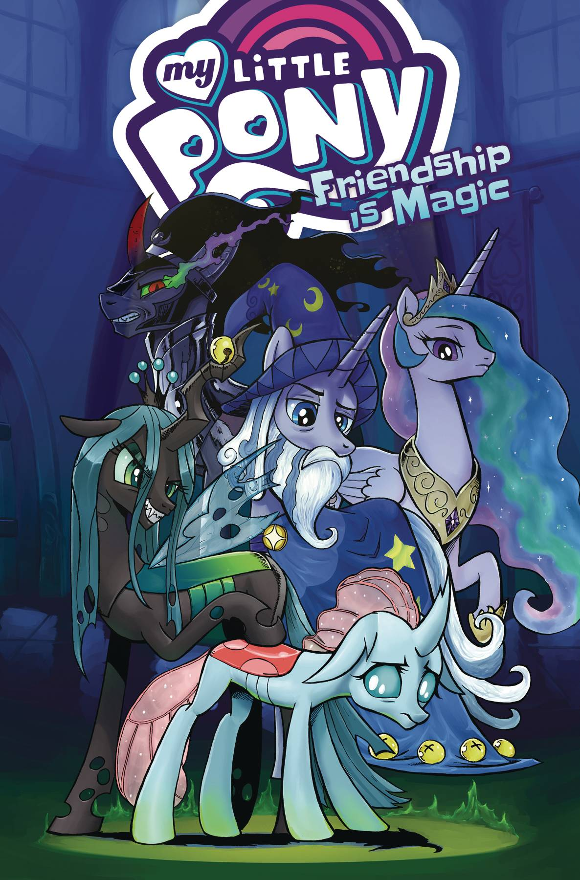 EXCLUSIVE ANNOUNCEMENT: My Little Pony Friendship Is