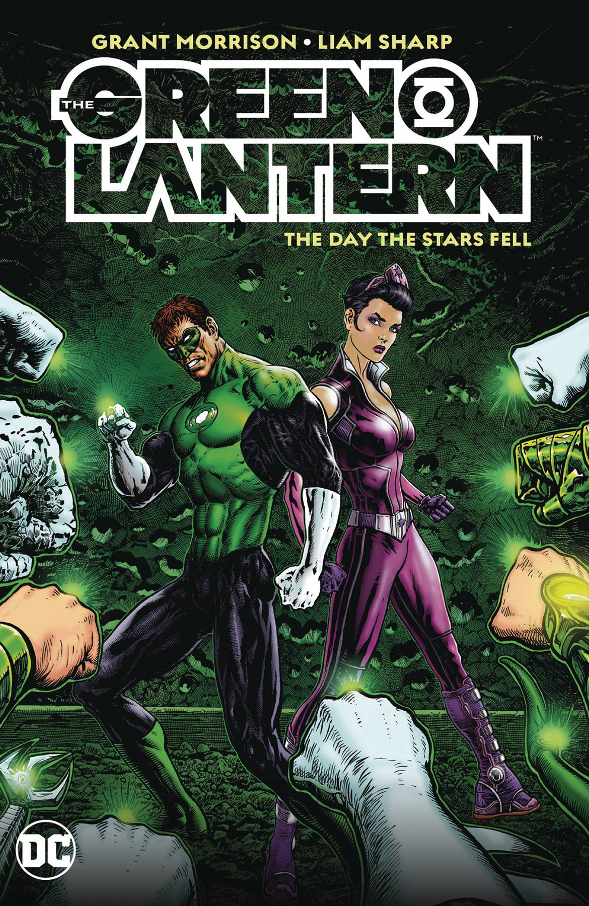 GREEN LANTERN TP VOL 02 THE DAY THE STARS FELL