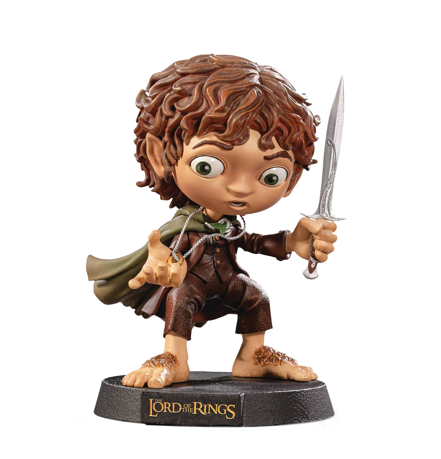 MINICO HEROES LORD OF THE RINGS FRODO VINYL STATUE