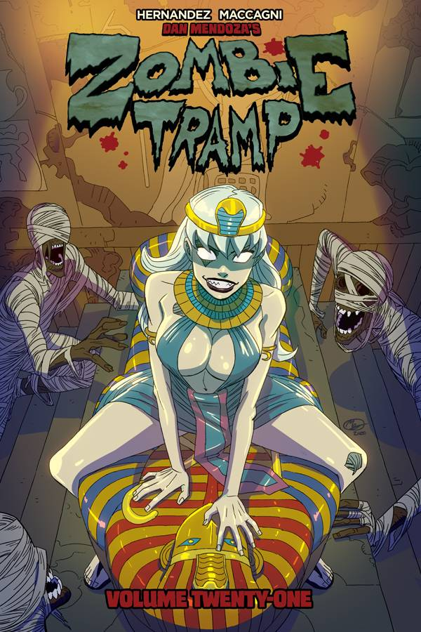 ZOMBIE TRAMP TP VOL 21 (MR)