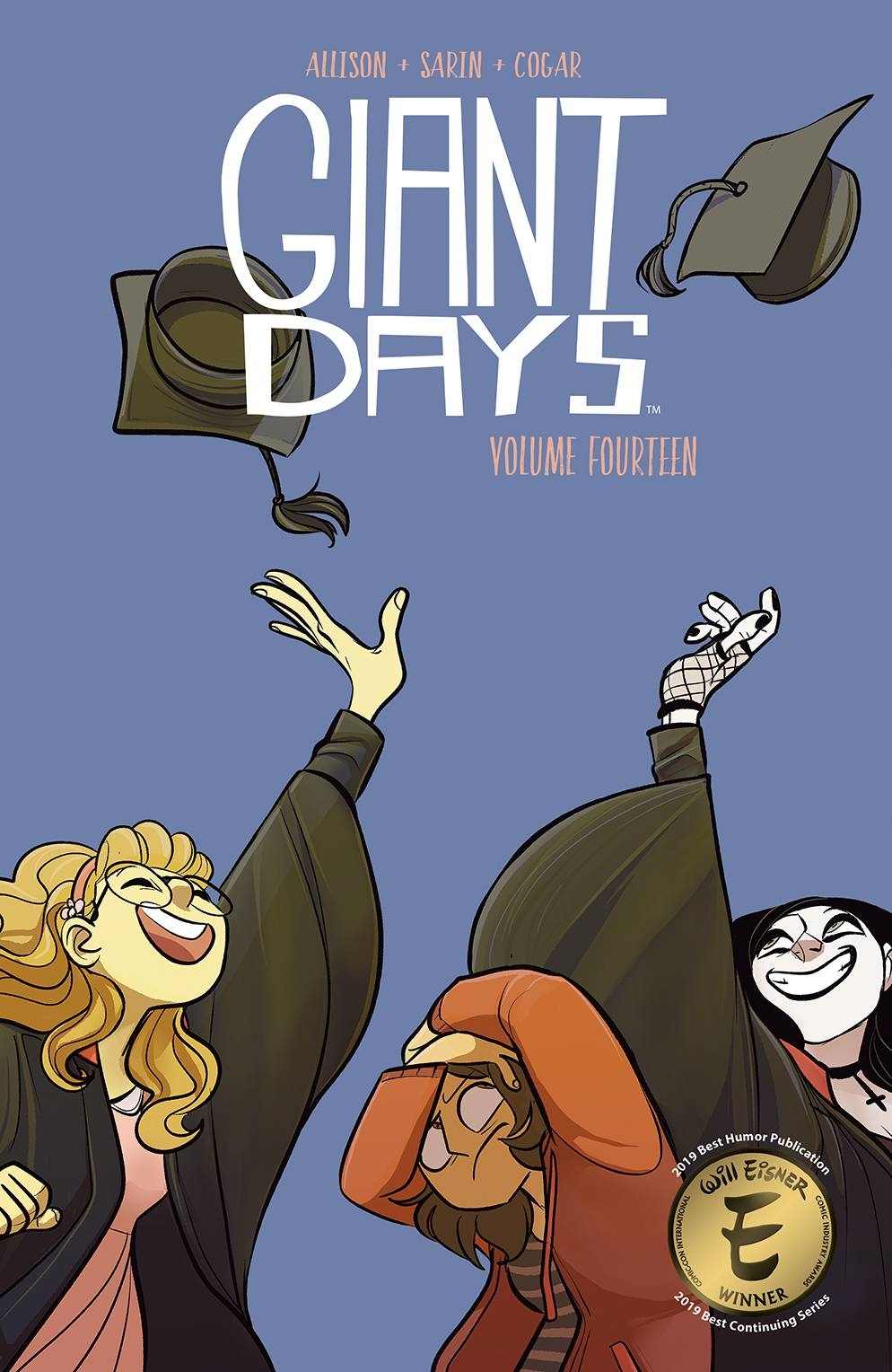 GIANT DAYS TP VOL 14