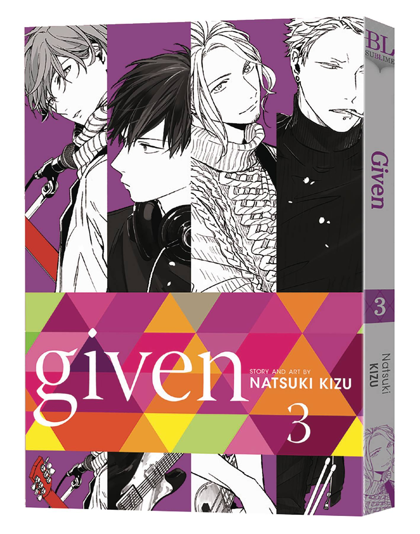 GIVEN GN VOL 03