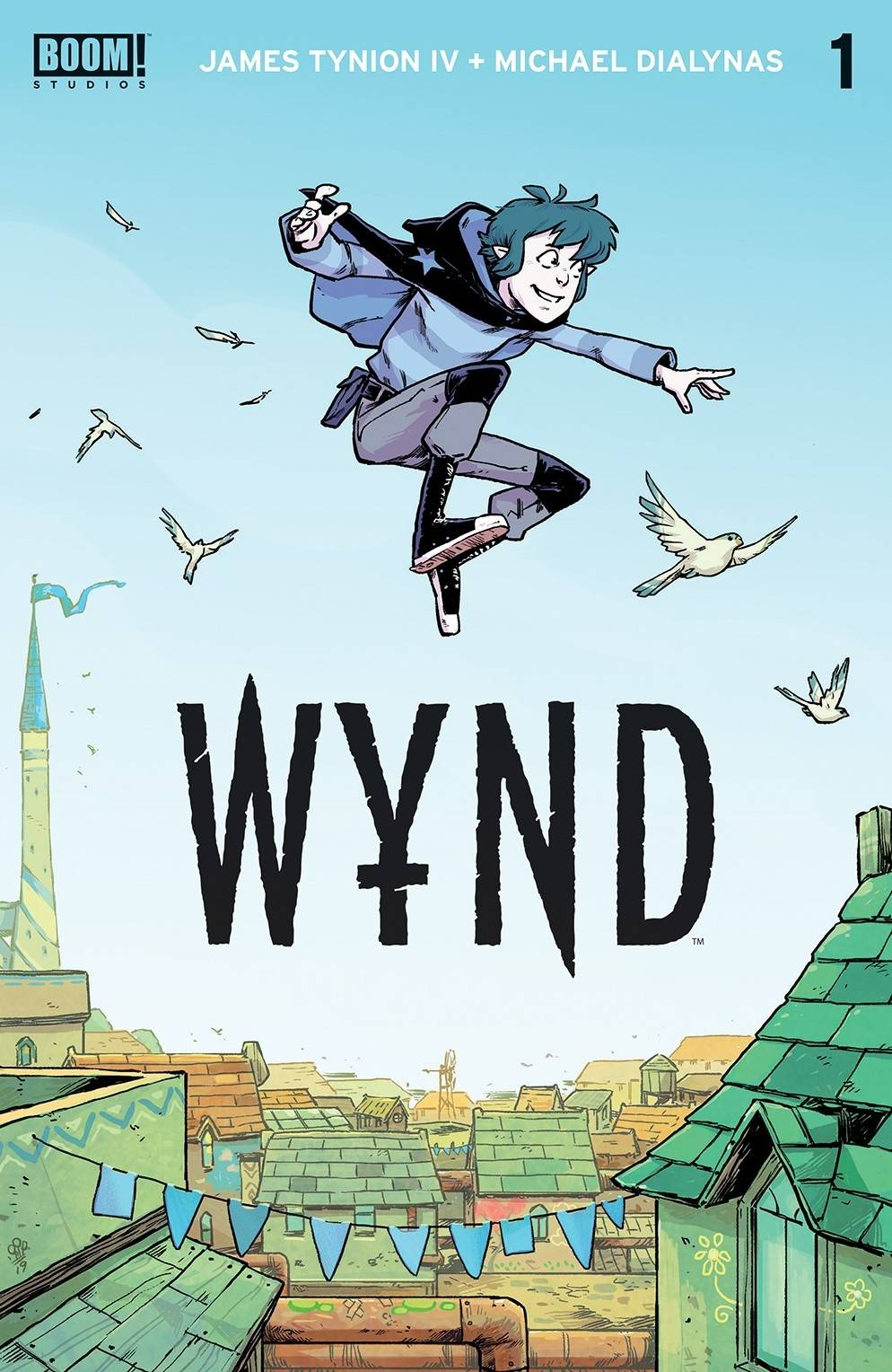 WYND #1 (OF 5) CVR A MAIN (FEB209200)