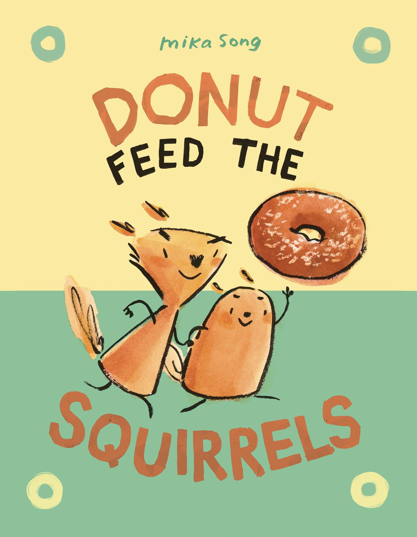 NORMA AND BELLY YR GN VOL 01 DONUT FEED SQUIRRELS