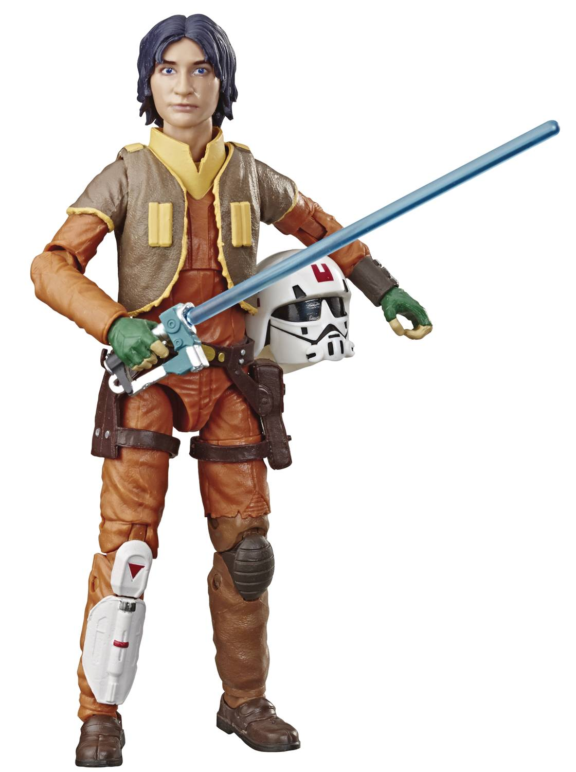 SW REBELS BLACK SERIES 6IN EZRA BRIDGER AF CS