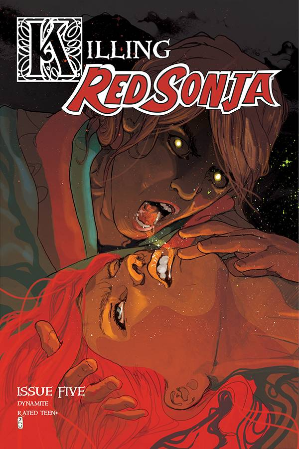KILLING RED SONJA #5 CVR A WARD