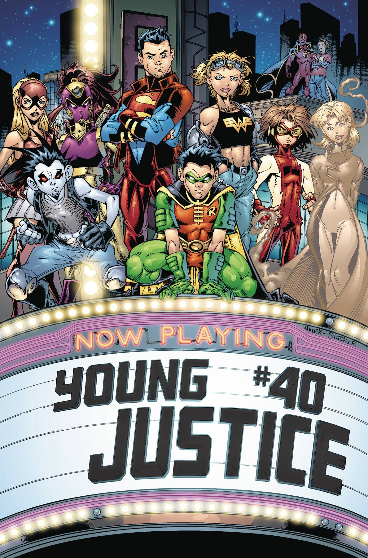 YOUNG JUSTICE TP BOOK 05