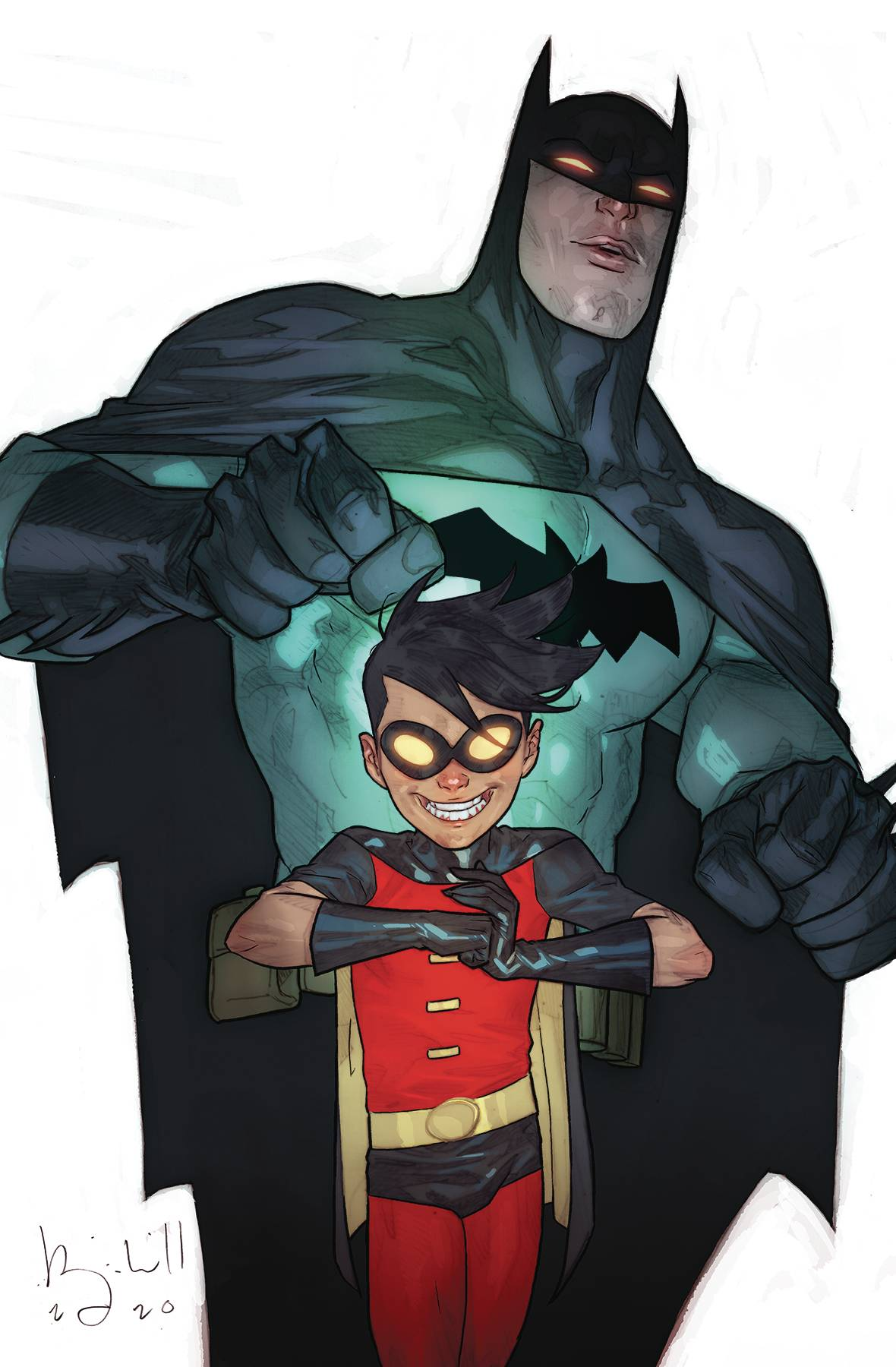 BATMAN THE ADVENTURES CONTINUE #4 (OF 6) DAN HIPP VAR ED