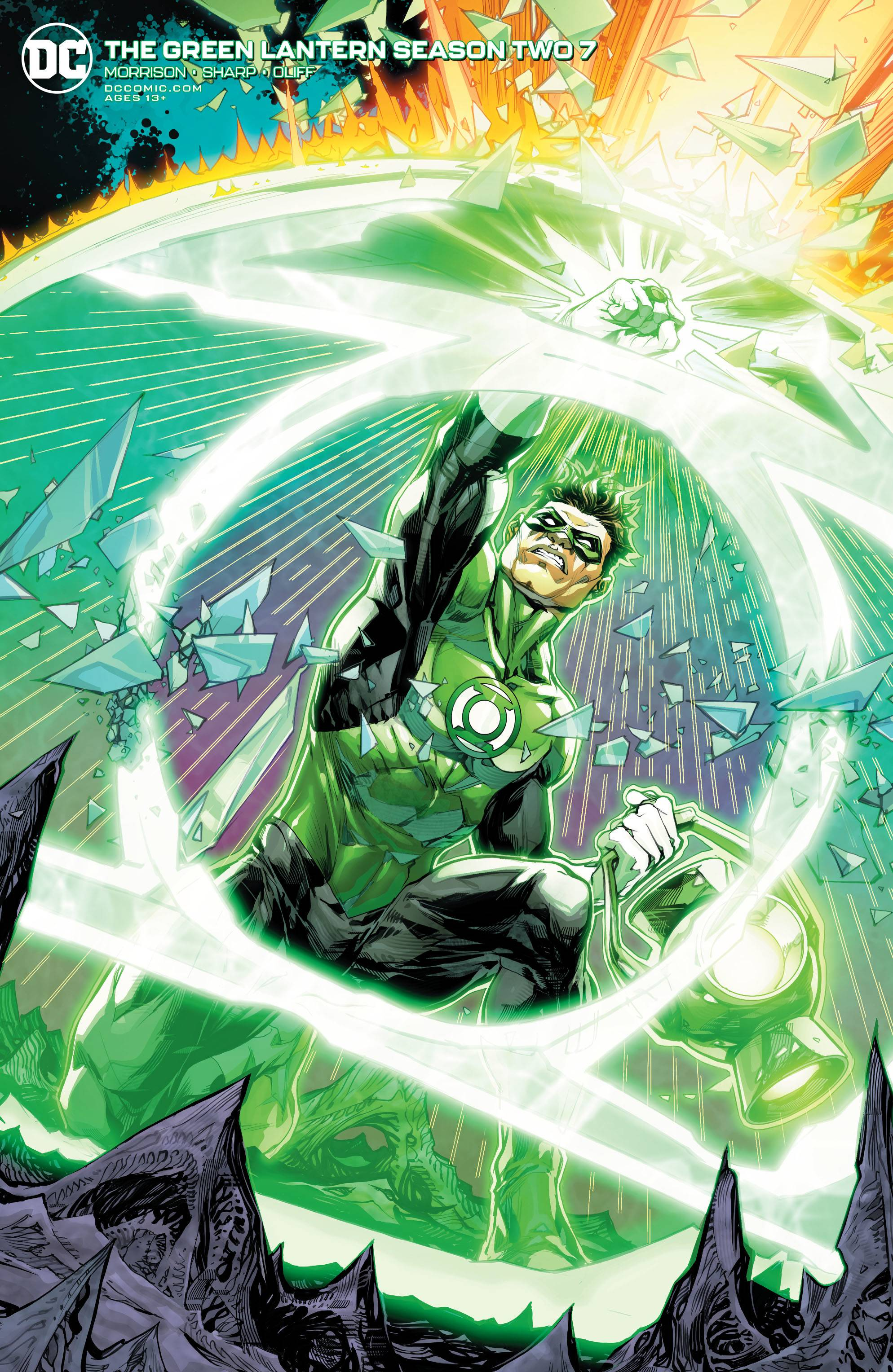 GREEN LANTERN SEASON 2 #7 (OF 12) HOWARD PORTER VAR ED