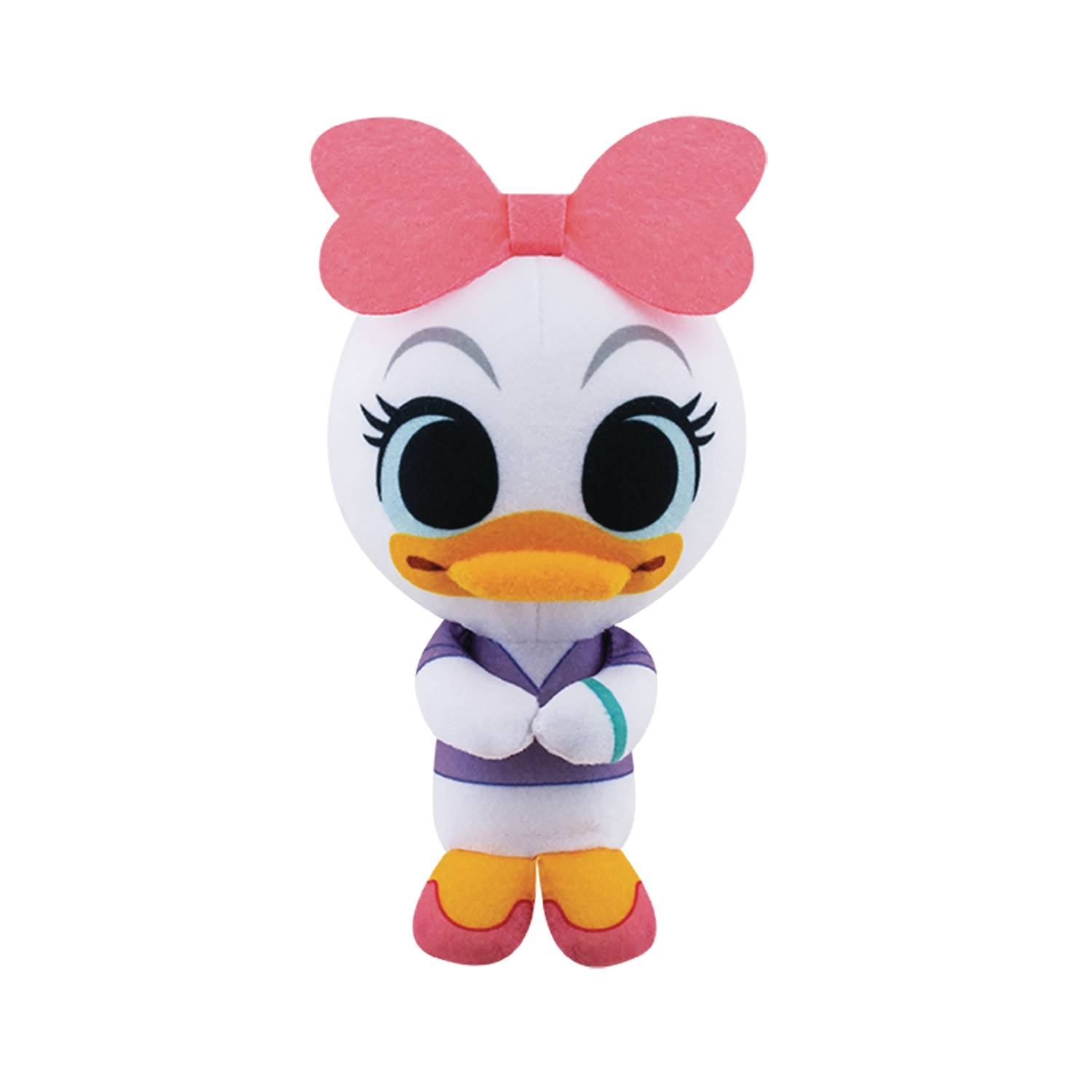 FUNKO MICKEY MOUSE S1 DAISY DUCK 4IN PLUSH