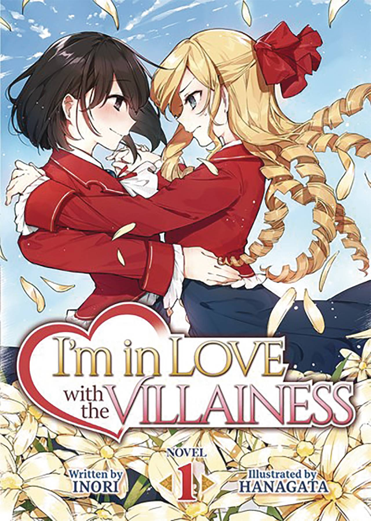 IM IN LOVE WITH VILLAINESS LIGHT NOVEL SC VOL 01