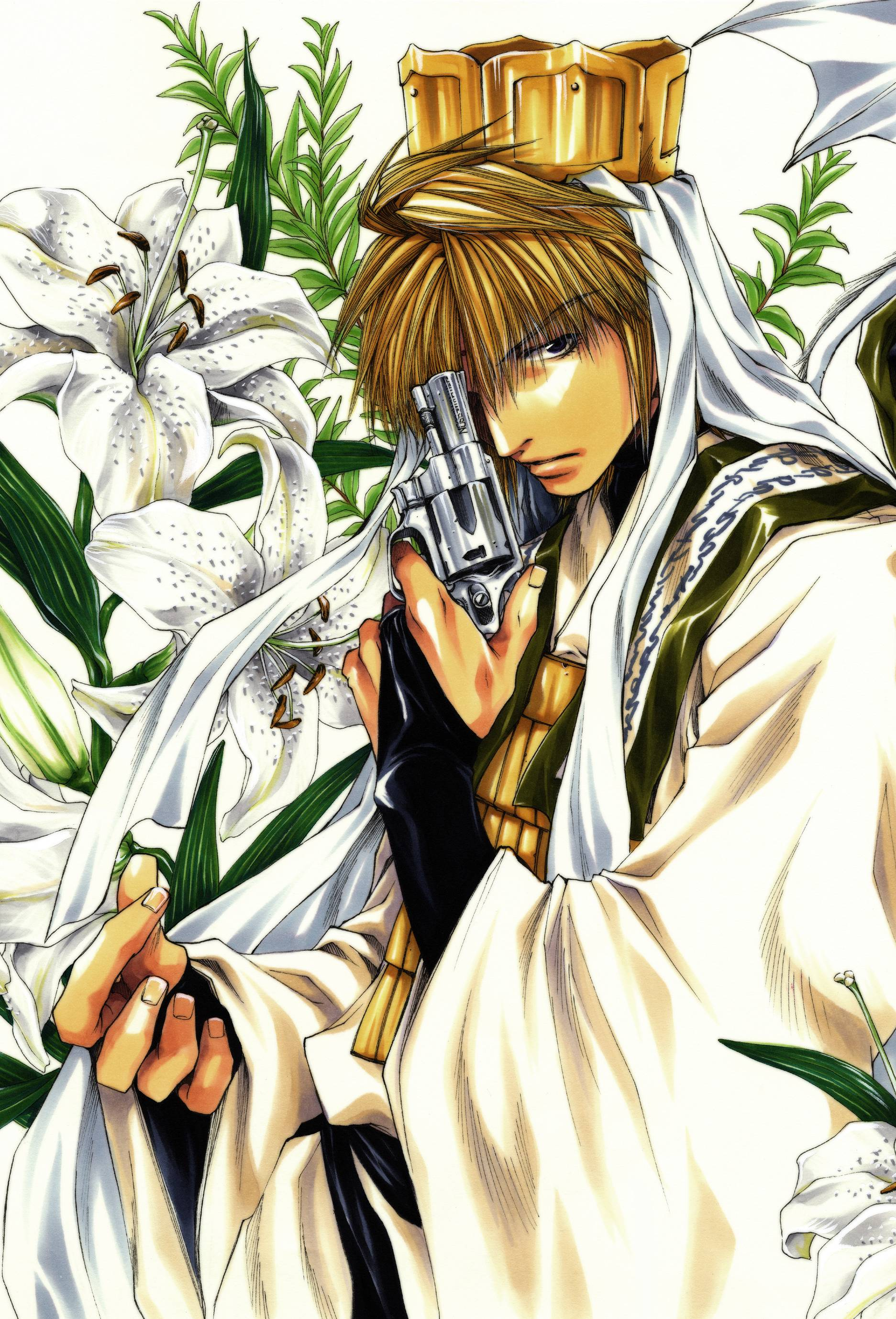 SAIYUKI ORIGINAL SERIES RESURRECTED HC GN VOL 03