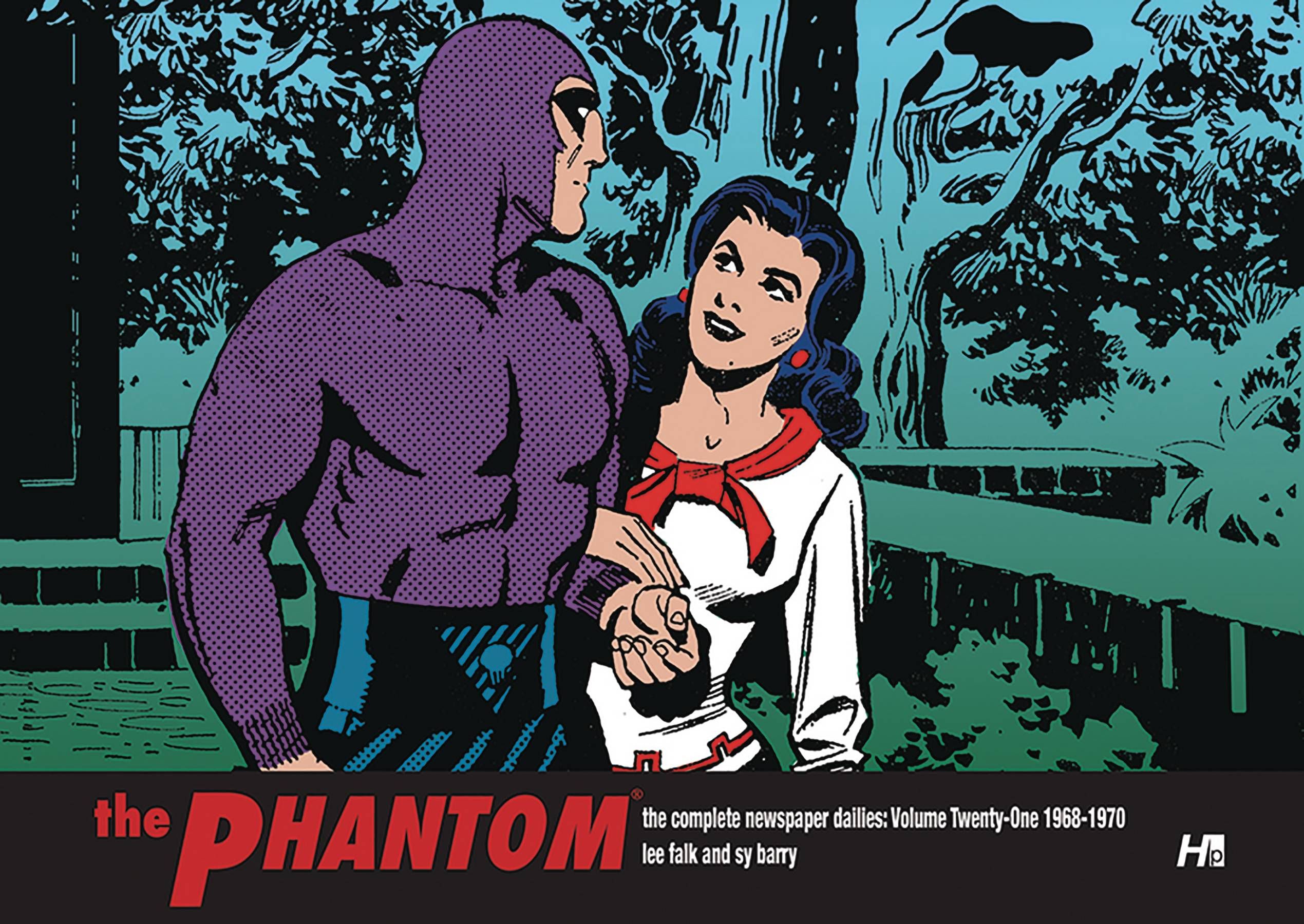 PHANTOM COMP DAILIES HC VOL 20 1966-1968
