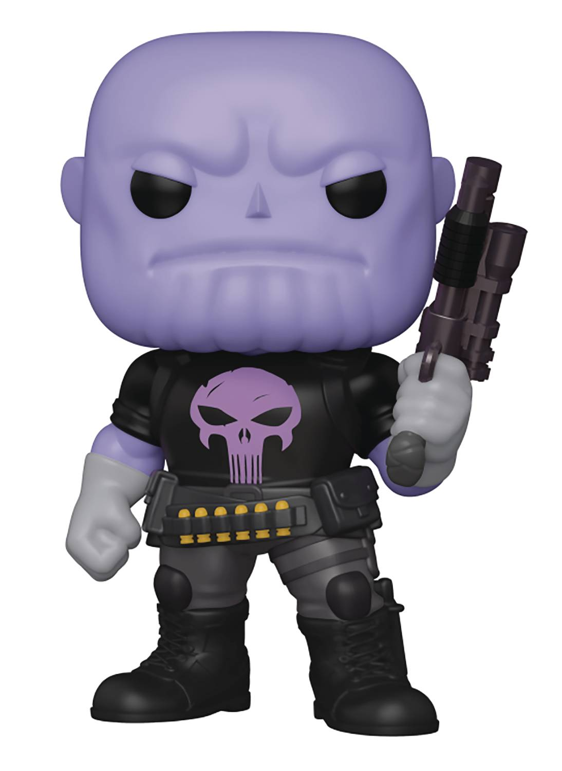 POP SUPER MARVEL HEROES THANOS EARTH-18138 PX 6IN VIN FIG (C