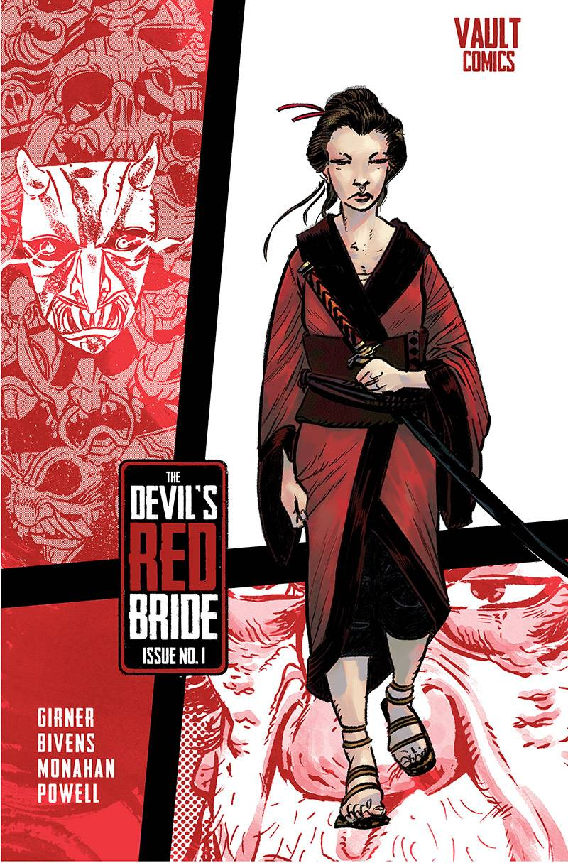DEVILS RED BRIDE #1 CVR A BIVENS (MR)