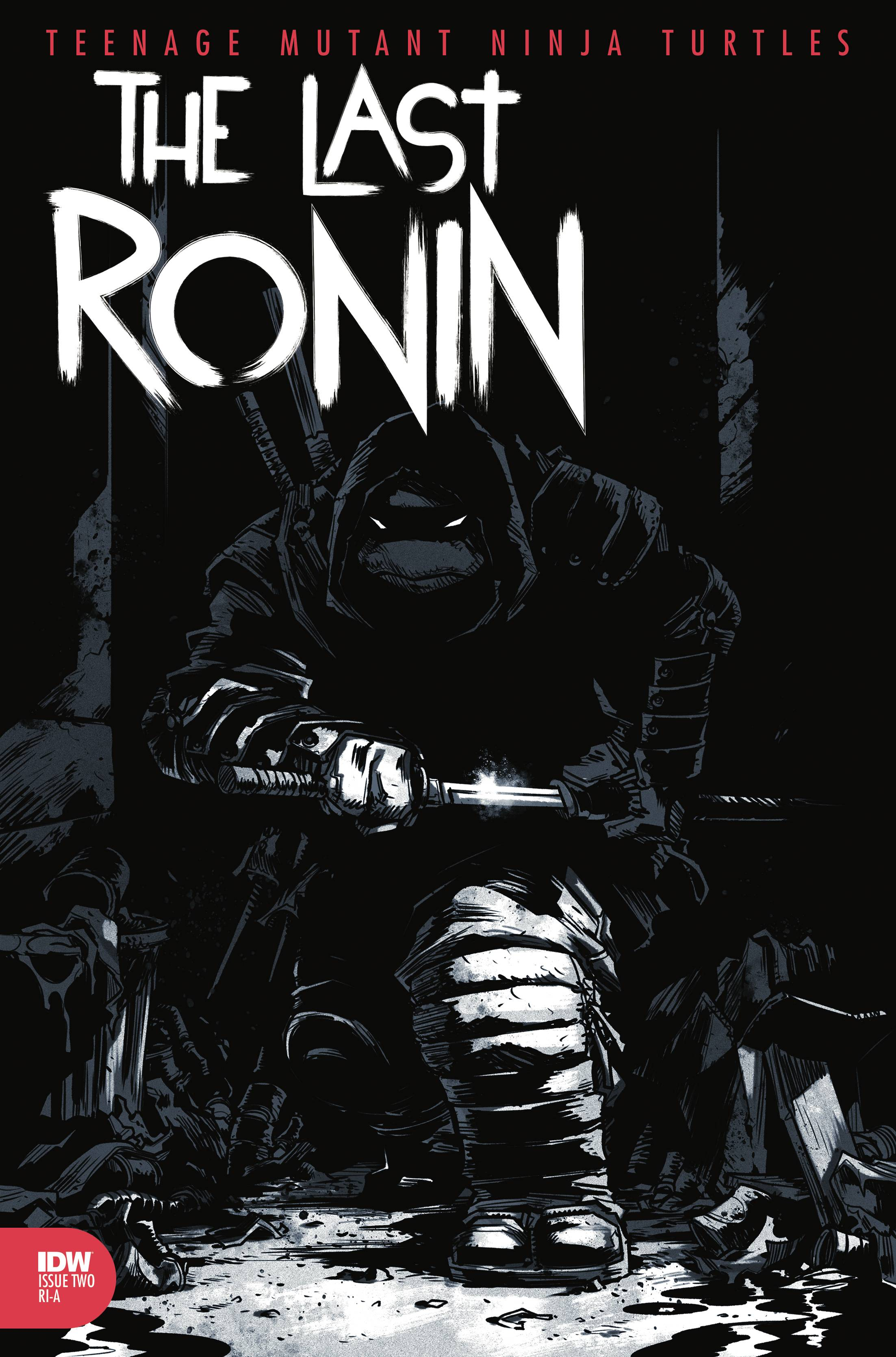 TMNT THE LAST RONIN #2 (OF 5) 10 COPY INCV SOPHIE CAMPBELL (