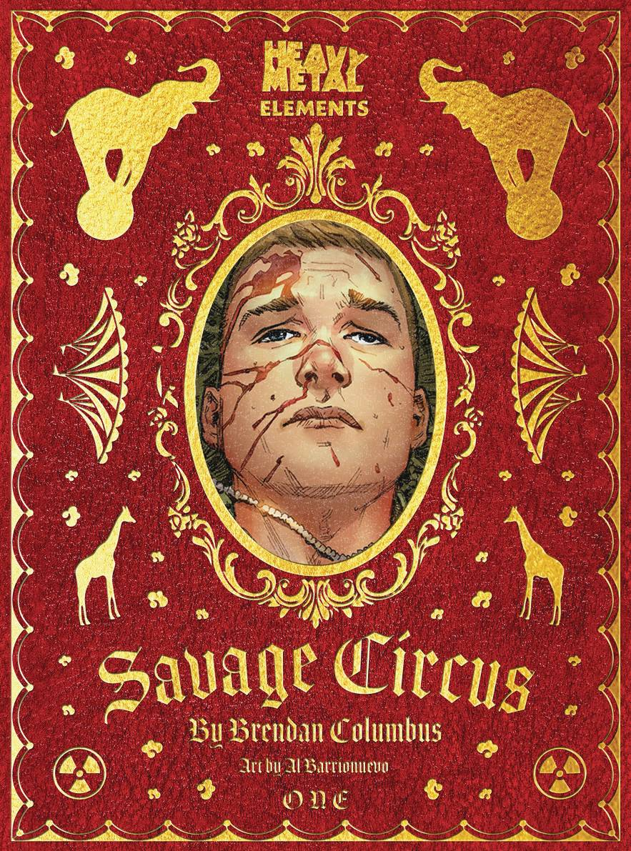 SAVAGE CIRCUS #1 (OF 10) (MR)