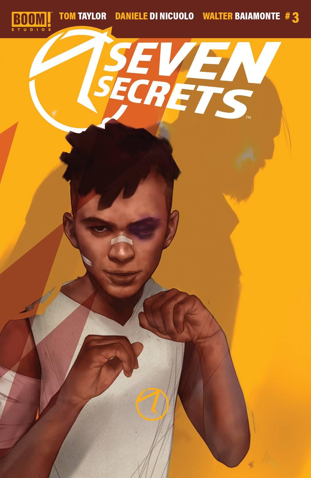 SEVEN SECRETS #3 SECRET VAR
