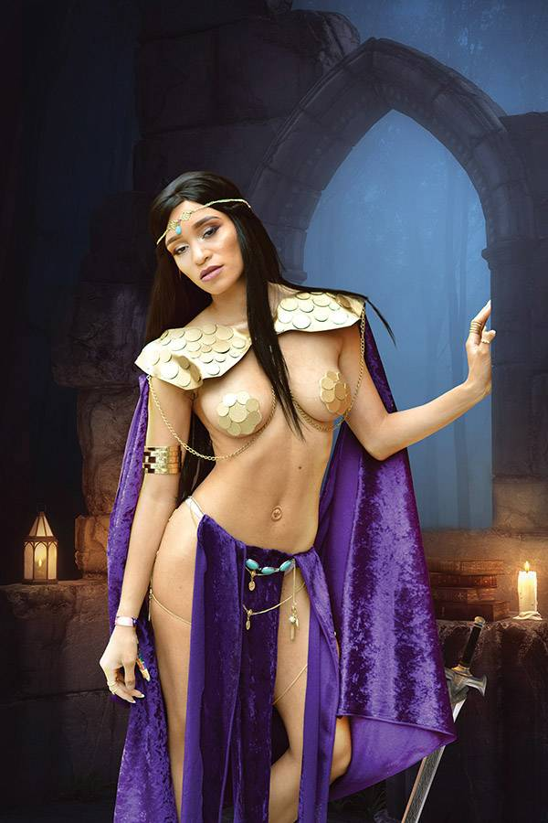 DEJAH THORIS (2019) #9 30 COPY MAI S COSPLAY VIRGIN INCV