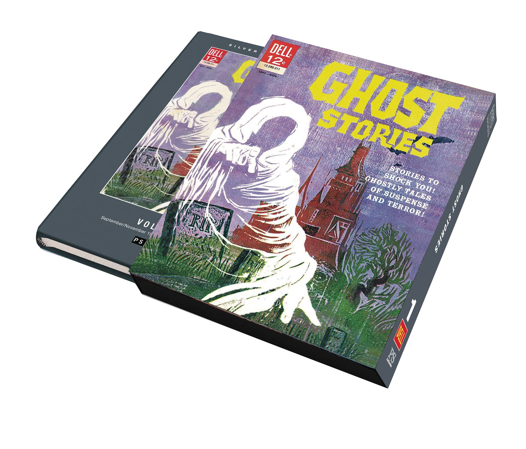SILVER AGE CLASSICS GHOST STORIES SLIPCASE ED VOL 01