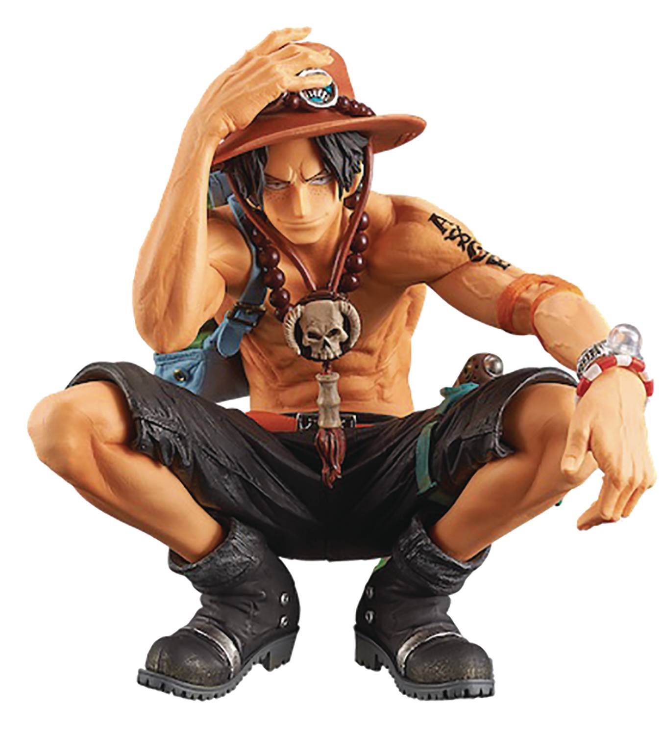 ONE PIECE KING OF ARTIST PORTGAS D ACE FIG
