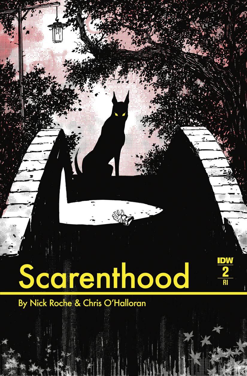 SCARENTHOOD #2 (OF 4) 10 COPY ICV JOHN MCCREA
