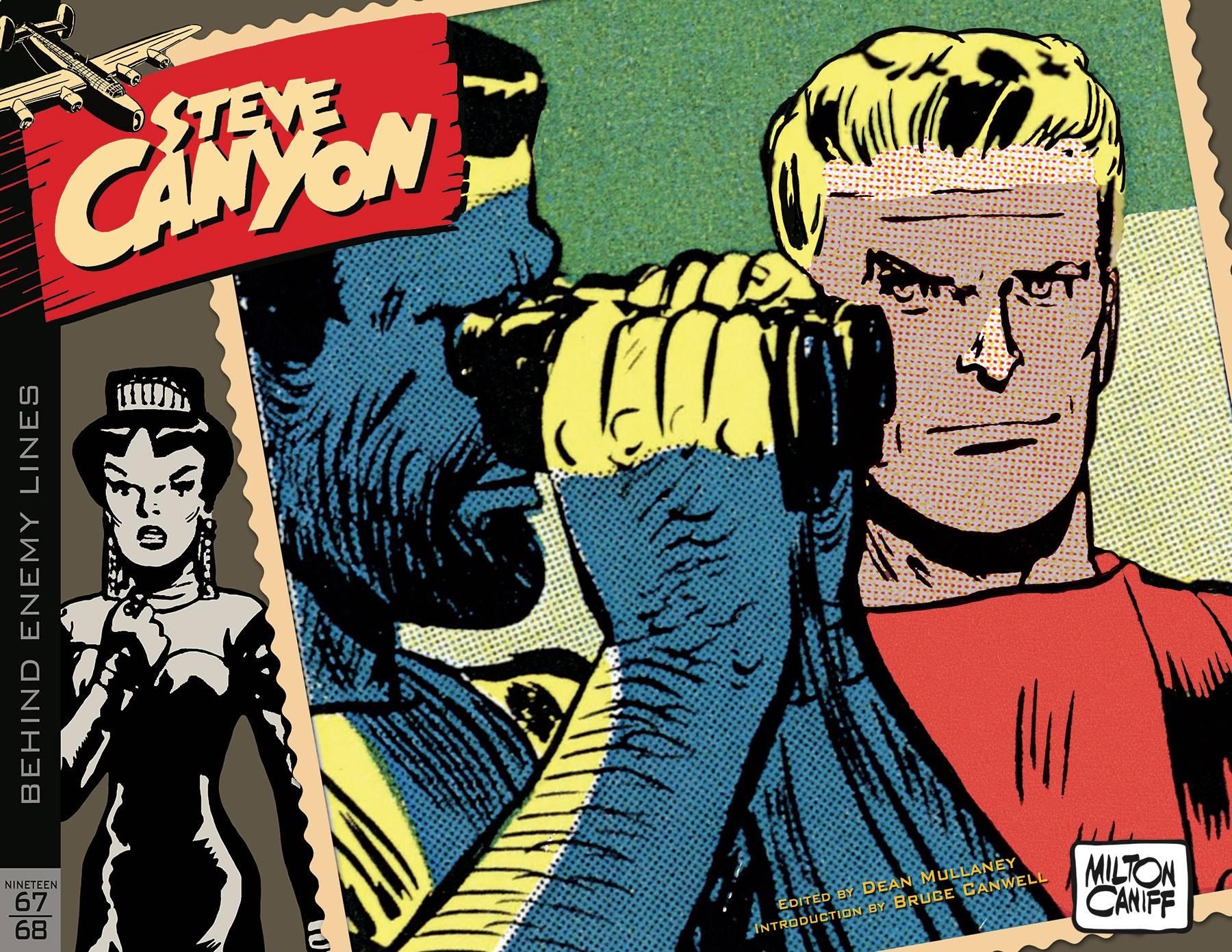 STEVE CANYON HC VOL 11 1967 - 1968