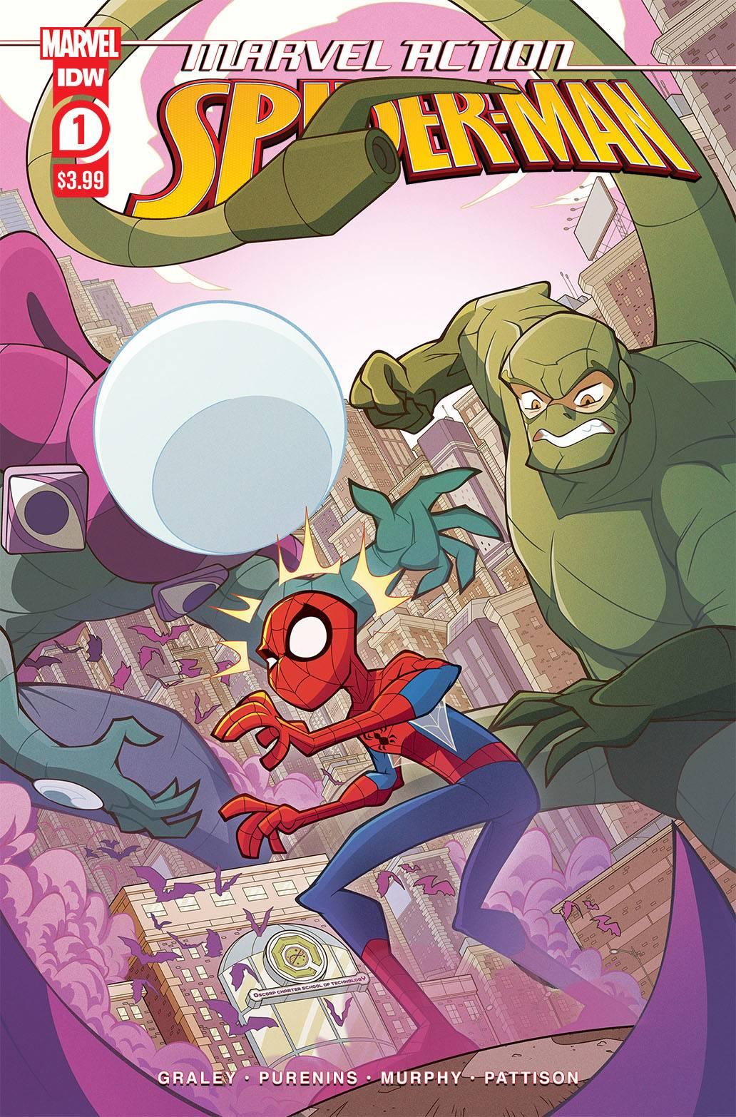 MARVEL ACTION SPIDER-MAN #1