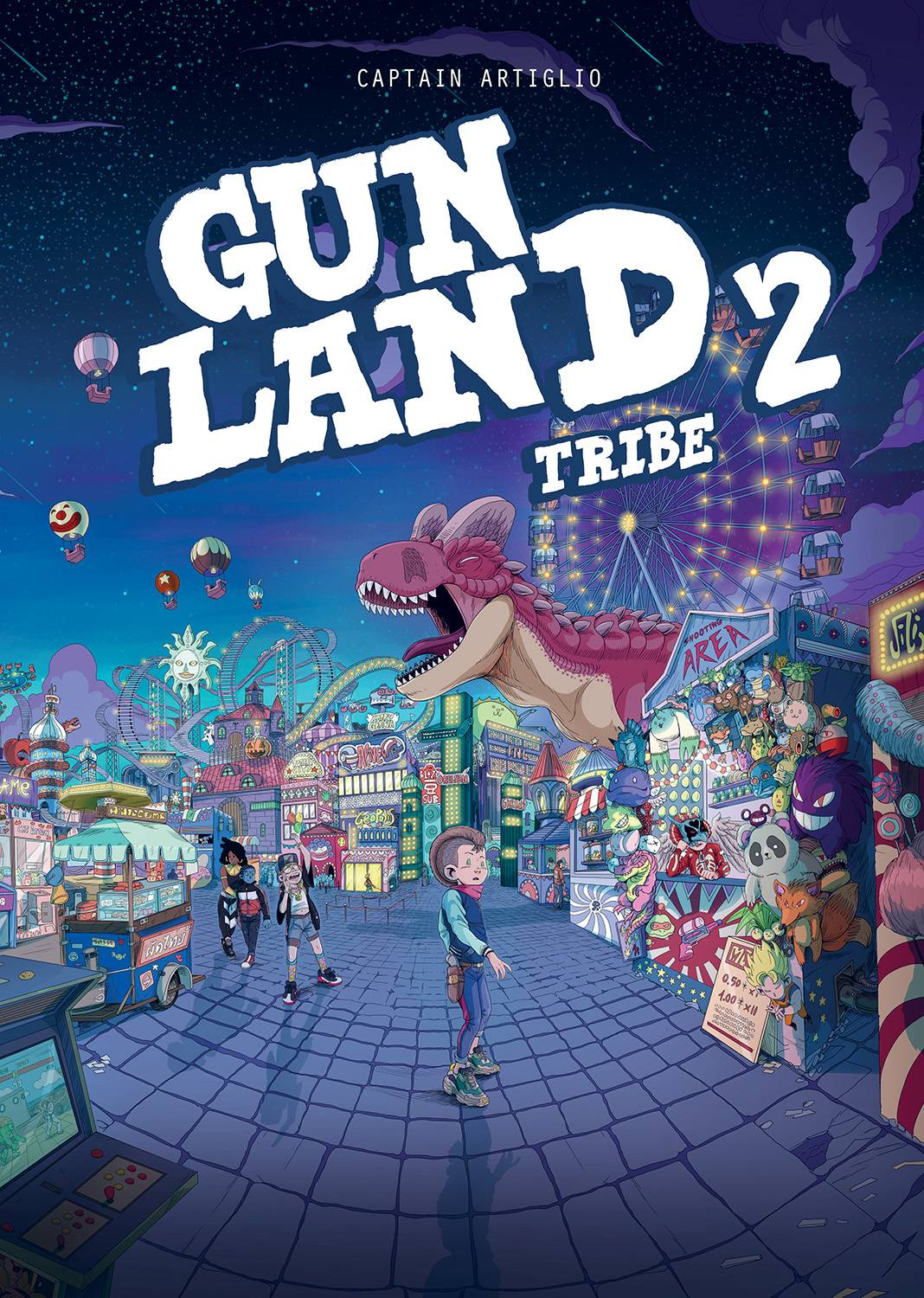 GUNLAND GN VOL 02 TRIBE
