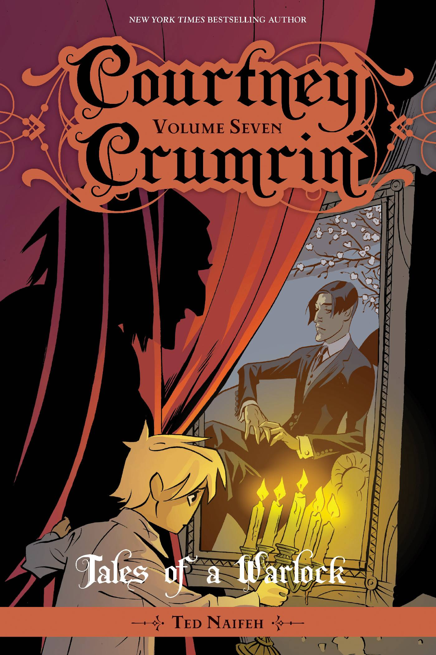 COURTNEY CRUMRIN TP VOL 07