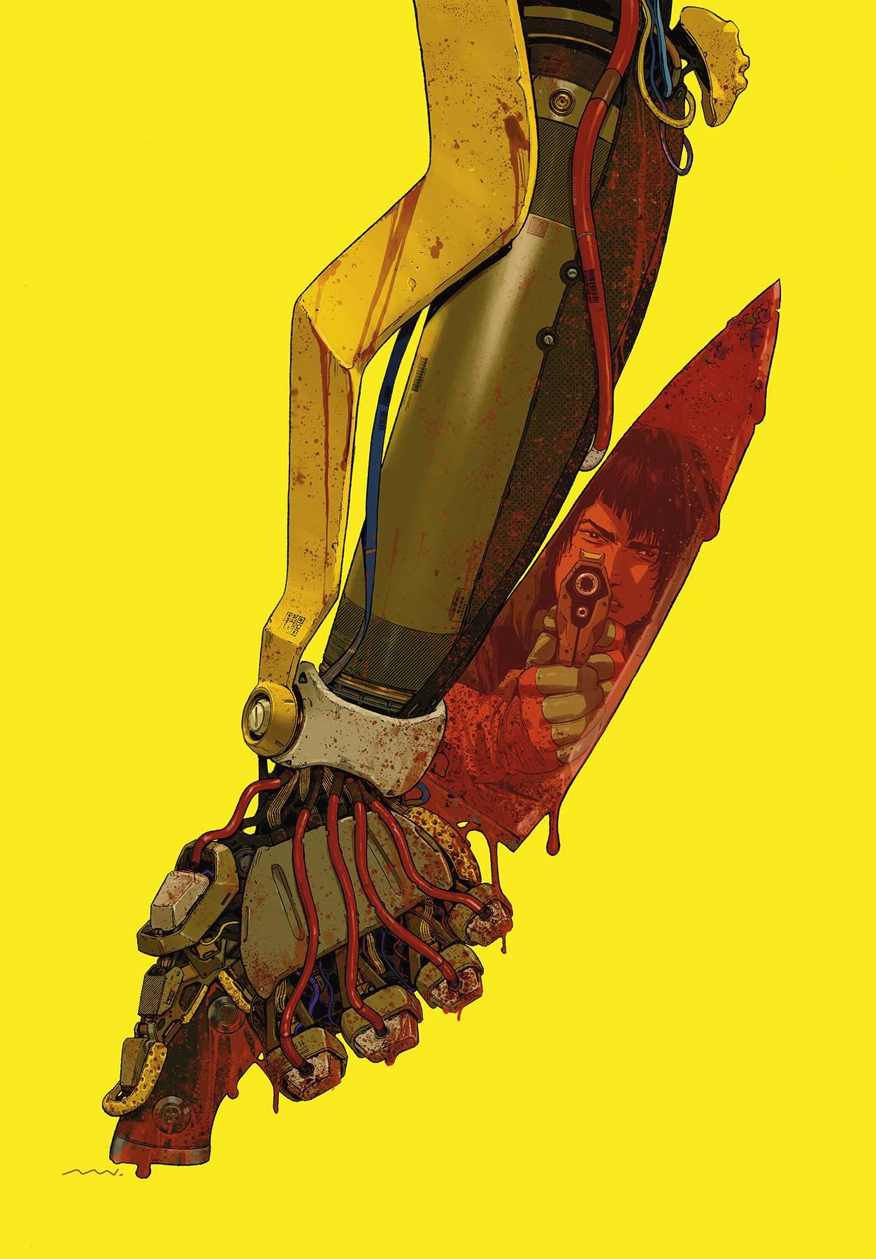 CYBERPUNK 2077 TRAUMA TEAM #3 (OF 4) (MR)