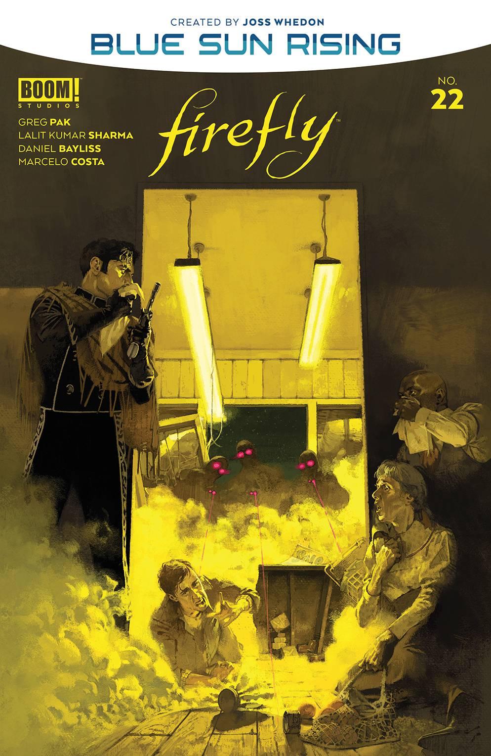 FIREFLY #22 CVR A MAIN