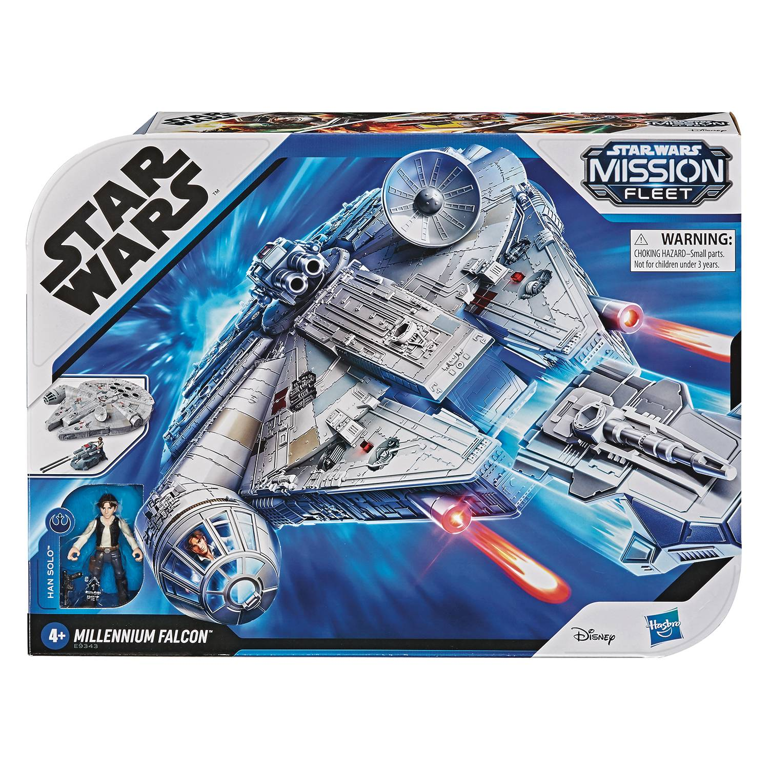 SW MISSION FLEET MILLENNIUM FALCON CS