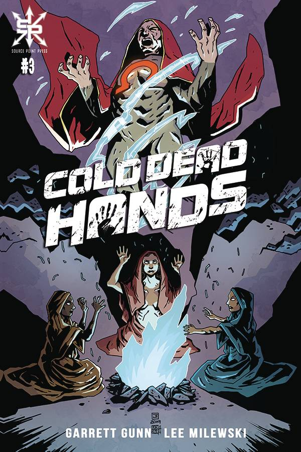 COLD DEAD HANDS #3 (OF 3)