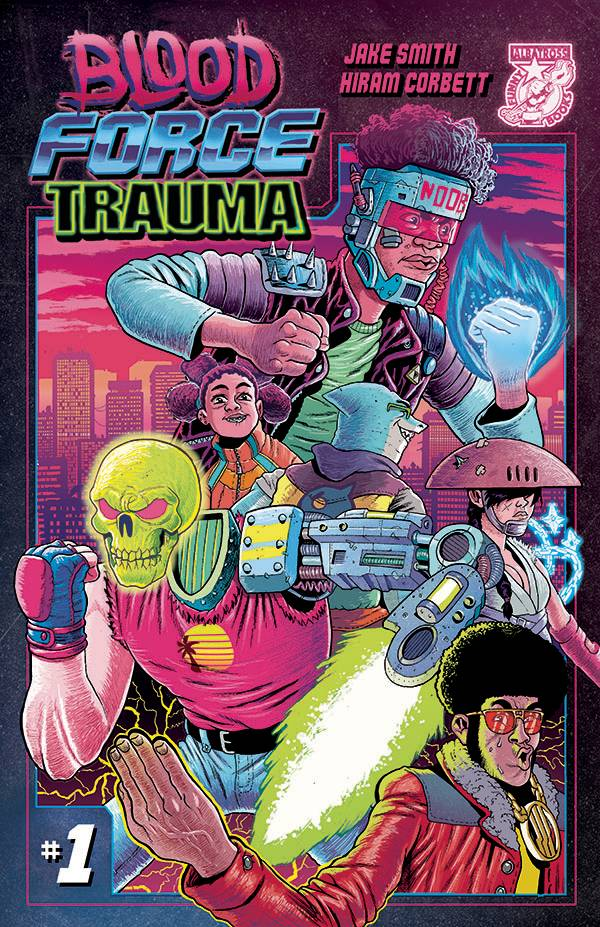 BLOOD FORCE TRAUMA #1