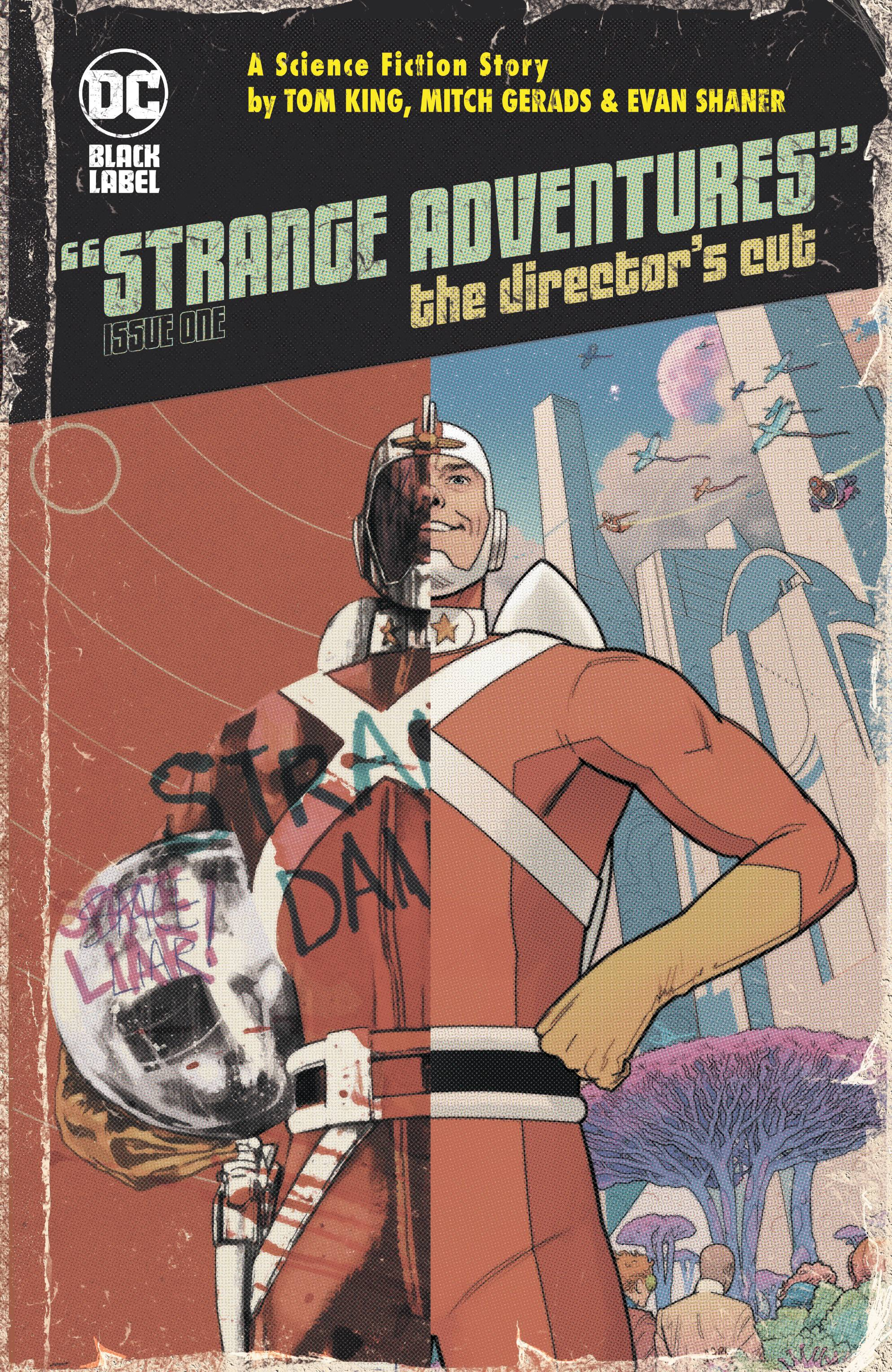 STRANGE ADVENTURES #1 (OF 12) DIRECTORS CUT