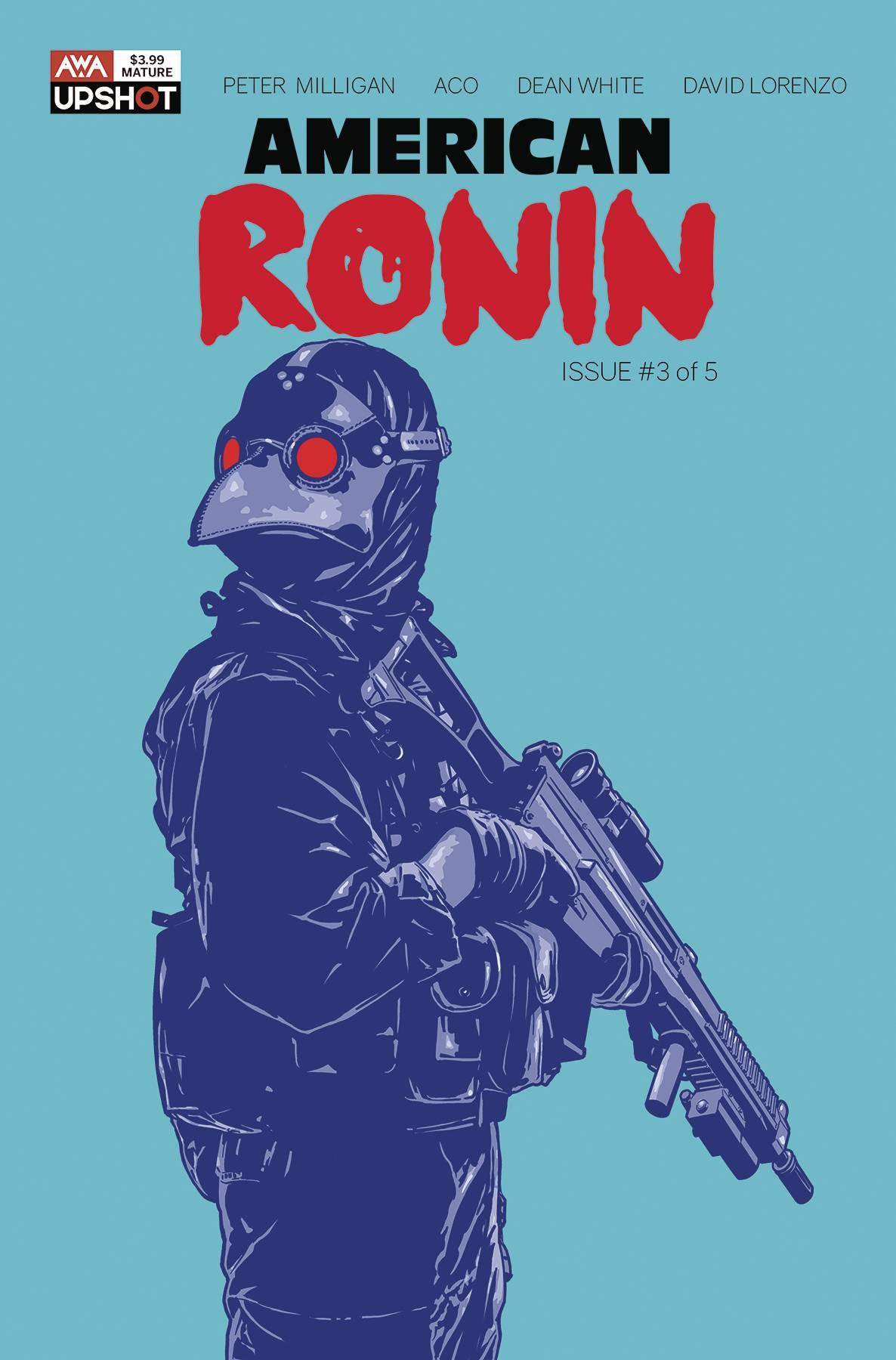 AMERICAN RONIN #3 (OF 5) (MR)