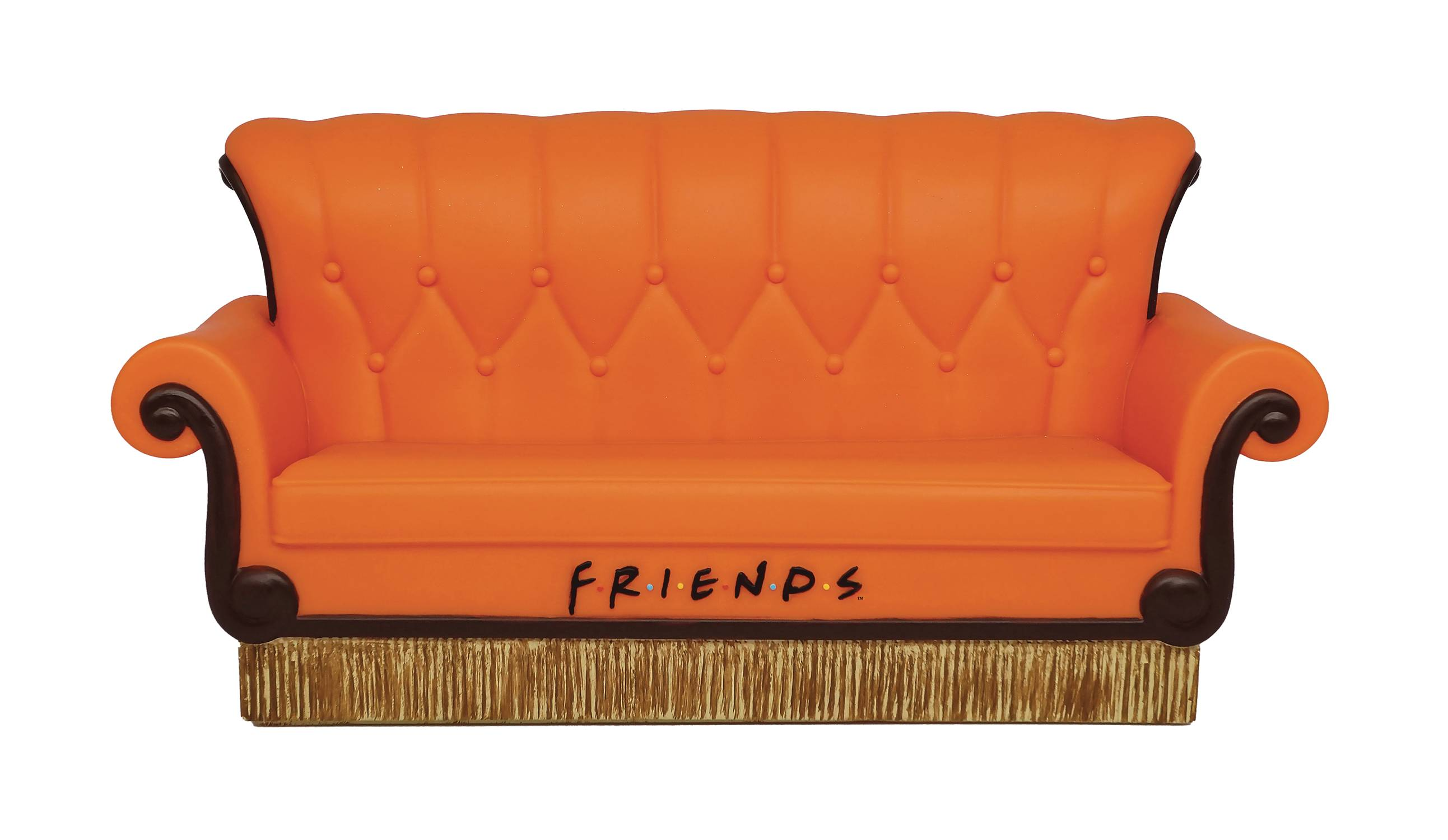 WB FRIENDS COUCH PVC BANK